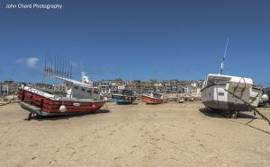 A stunning day in St.ives .